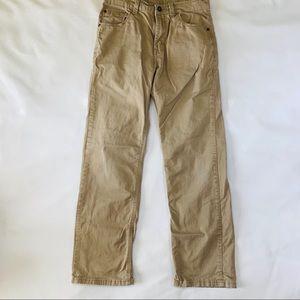 BUNDLE: WRANGLER Boys Khaki Pants